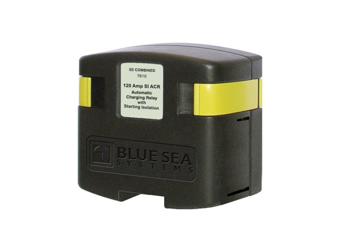 BLUE SEA - Automatic Charging Relais 120 A