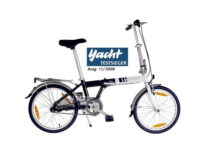 "Kolo z hliníku Folding Bike 20"" / blue"