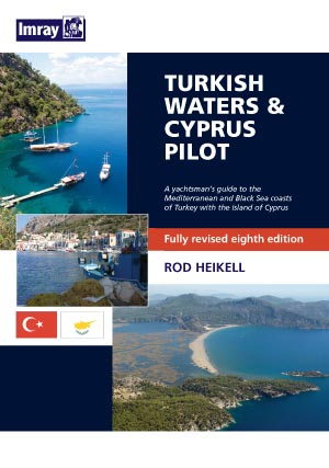 Turkish Waters & Cyprus Pilot